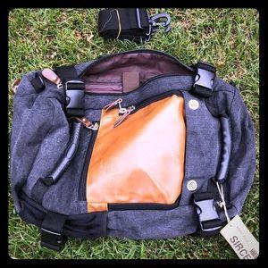 Other - Convertible Backpack Messenger Bag